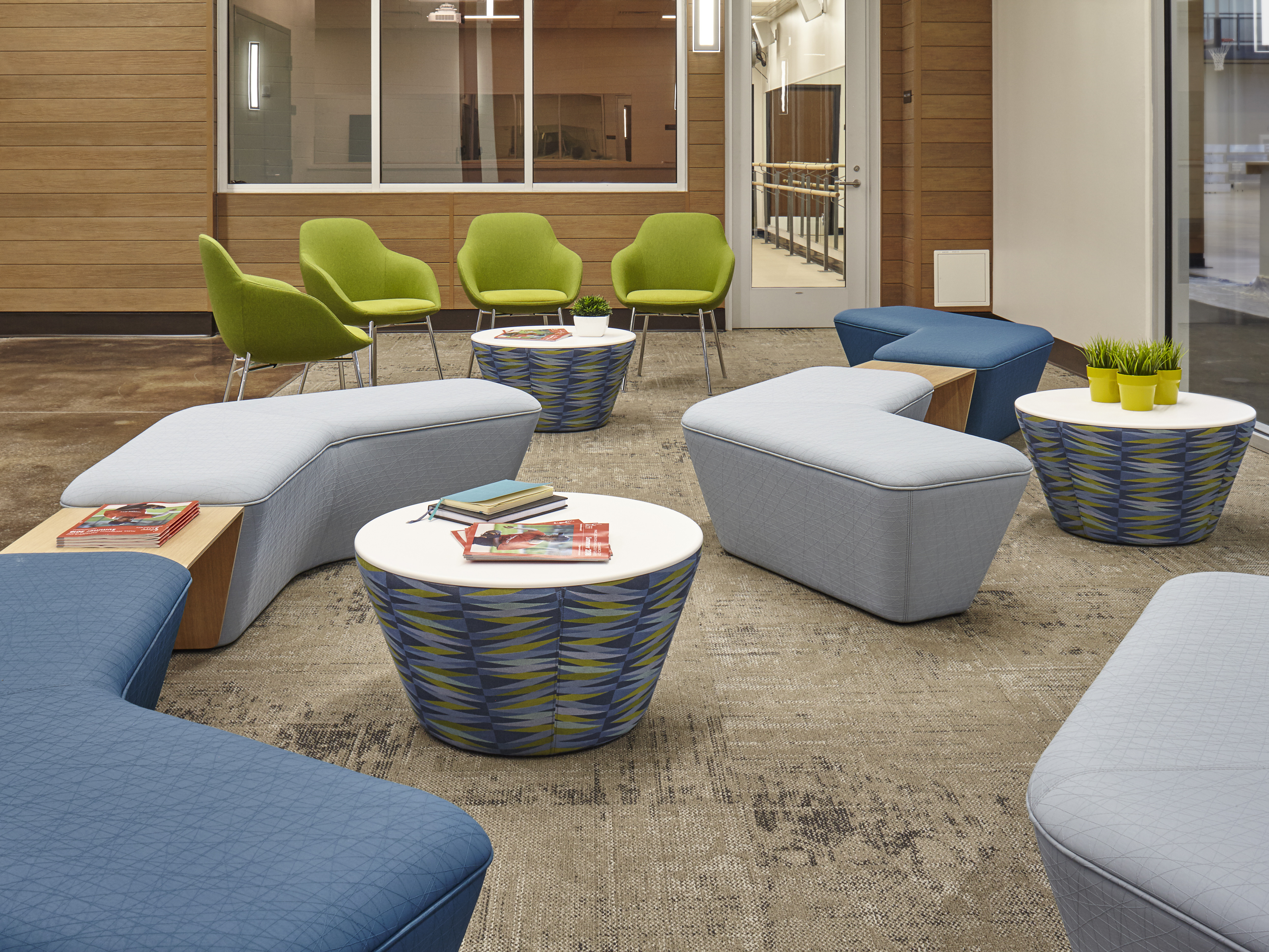 Office Furniture Denver: Recreation Center Design